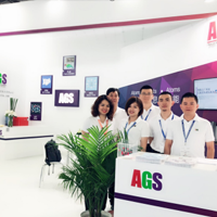 AGS Smart Factory Turn-Key Solution show at CID 2018 china die casting exhibition