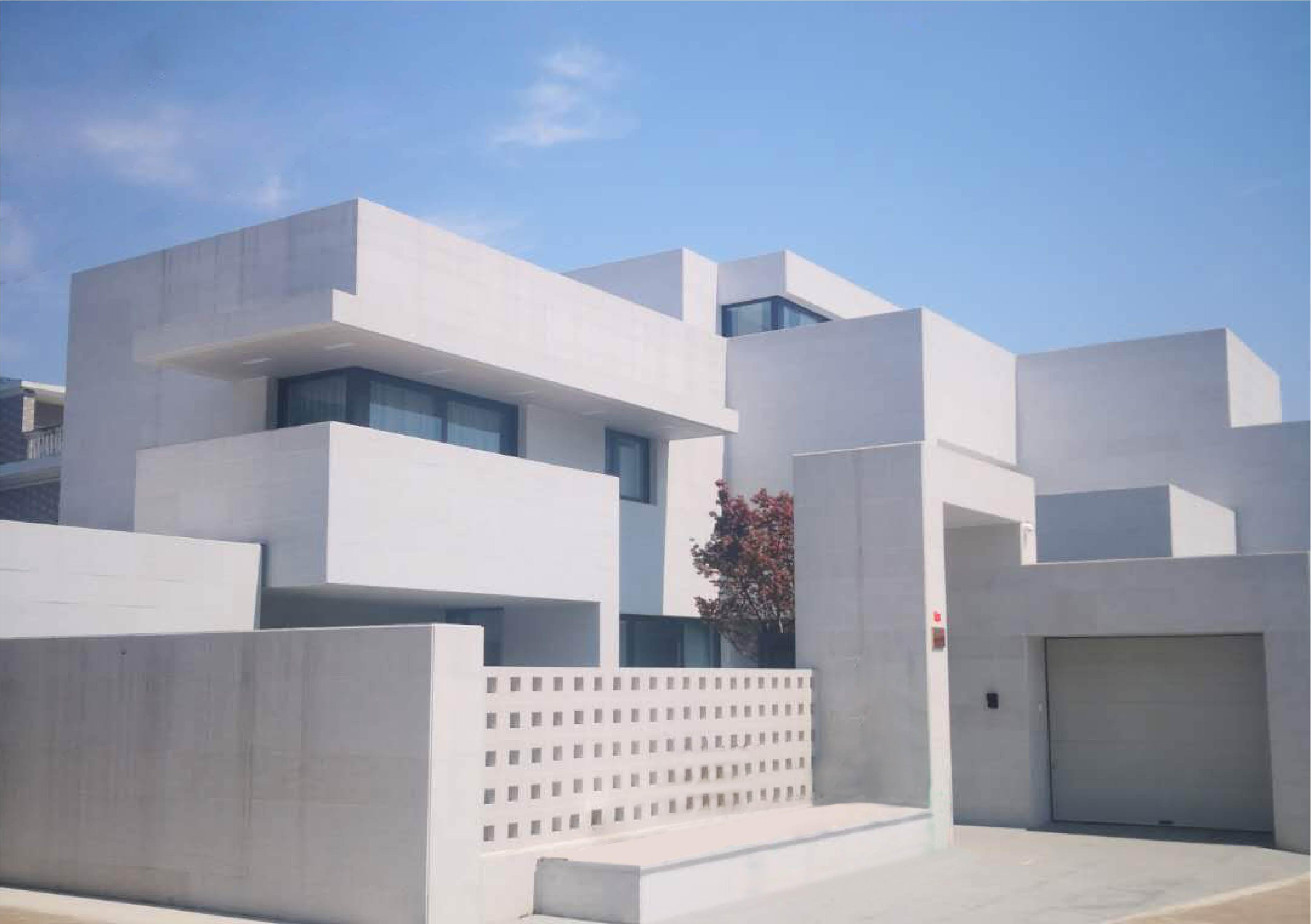 自建别墅与门窗系统的完美结合