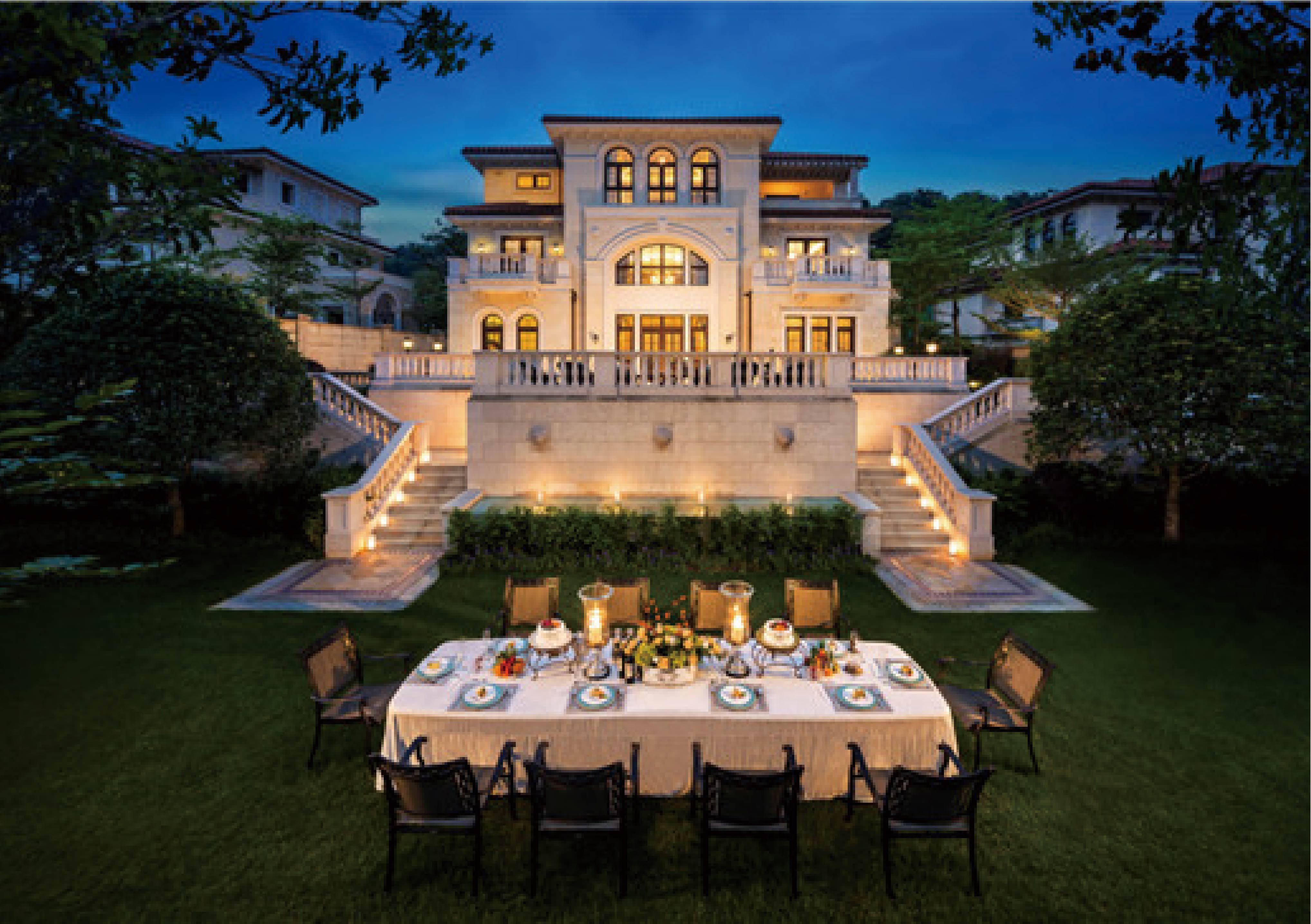 亚洲十大豪宅